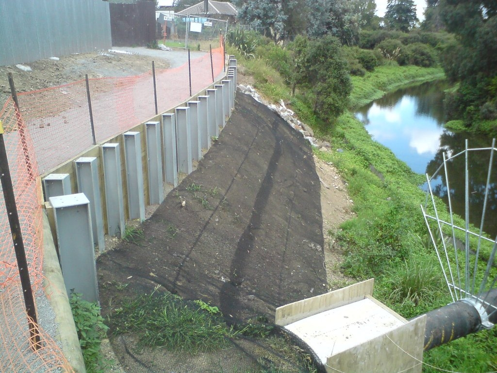 Clc Consulting Group Ltd Project Gallery Retaining Wall