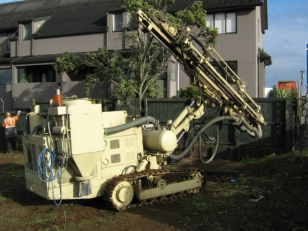 Tawera Road Soakage Drilling